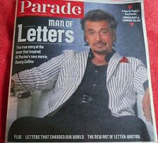 Parade Magazine March 2015 Al Pacino Danny Collins Movie Art Of Letter Writing