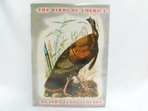 Vintage The Birds of America by John James Audubon 435 Color Plates 1953