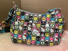 Ju-Ju-Be x Sanrio Hello Friends Hobobe diaper shoulder bag NO CHANGING PAD