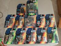 Star Wars Power Of The Force Lot of 15 kenner