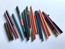 Lot de porte plume bakelite Art Deco /  Mechanical pencil  / Faturan