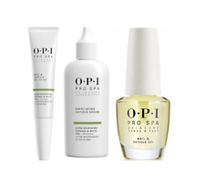 OPI Pro Spa Skincare Hands & Feet Treatments Creams, Lotions, Scrubs & Callus