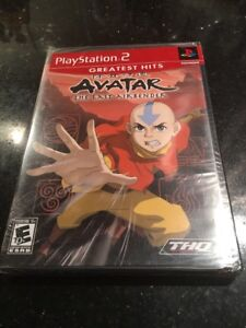 Avatar: The Last Airbender PlayStation 2 Brand New Factory Sealed Greatest Hits