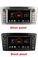 """7"""" Android 8.1 Car DVD Radio GPS Stereo for Toyota Avensis T250 2003-2007 8 Core"""