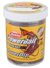 New listing Berkley Catfish Power Dip Cheese Scent/Flavor Extra Large Jar