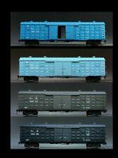 Mtc China Railway P70 Box Freight Car (2 units) - Ho scale