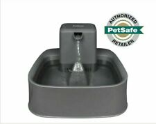 Pet Cat Dog Water Drinking Spout Waterfall Bowl -New Drinkwell Pet Fountain 1.8L
