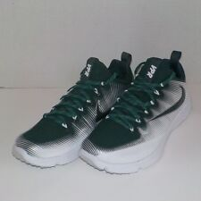 Nike VAPOR SPEED TURF Training Football Cleats GREEN WHITE 848334 331 SIZE 8.5