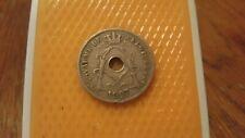 Belgium 1927 - 25 Centimes coin - Royaume de Belgique Albert I.