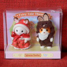 Sylvanian Families FAIRY TALE THEATER DOLL SET Available Only in Official Shop