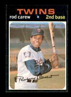1971 Topps Set Break # 210 Rod Carew NM *OBGcards*