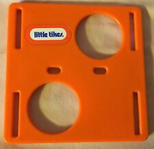 LITTLE TIKES DOLLHOUSE SIZE PLAY CUBE JUNGLE GYM ORANGE REPLACEMENT PARTS PIECE