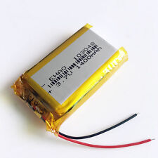 3.7V 1400mAh Li po Rechargeable Battery 103048 For Cell phone Camera power bank