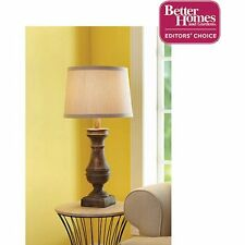 Better Homes and Gardens Rustic Table Lamp Base, Distress W