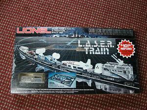 1981 Lionel 1150 LASER Train Set, Mint/OB