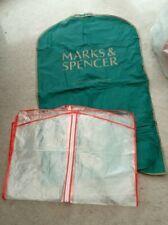 M&S  Garment / Suit Cover Zip Up Bag  x Three