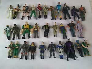 Action Figures Mixed Lot of 30