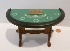BESPAQ   MINIATURE BLACKJACK TABLE 2582-NWN