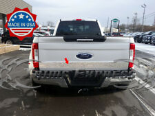 2017-2019 Ford SuperDuty F-250 Tailgate Lower Door Cover Accent Trim Chrome