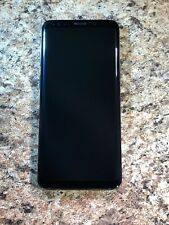 SAMSUNG GALAXY S9 64GB MIDNIGHT BLACK AT&T FACTORY UNLOCKED