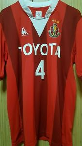 Authentic Nagoya Grampus Eight Home Jersey