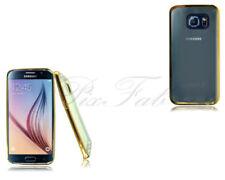 Fundas y carcasas Samsung Para Samsung Galaxy S6 color principal oro para teléfonos móviles y PDAs
