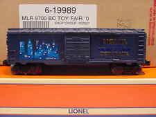 Lionel #19989 Toy Fair Box Car 2000