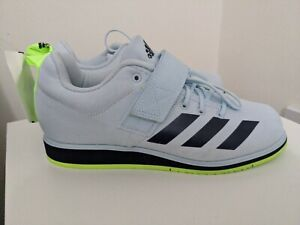 adidas Powerlift 4 Womens Weightlifting Shoes - Blue - BNWT - UK 6