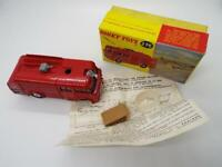 Original Dinky Toys 276 Airport Fire Tender With Flashing Light