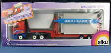 SIKU 3425 - DAF 95 - Sattelzug Garagentransporter mit Garage - in OVP - 1:55 LKW