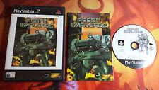 ROBOT SEIGNEURS DE LA GUERRE PLAYSTATION 2 PS2