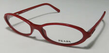 PRADA VPR19G MUST HAVE SLEEK EYEGLASSES/EYEWEAR/EYEGLASS FRAME WITH RHINESTONES