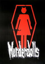 MURDERDOLLS POSTER DEAD IN HOLLYWOOD