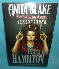 Anita Blake Vampire Hunter Laughing Corpse Executioner Marvel HC NEW SEALED