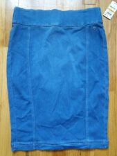 Thalia Sodi, light blue straight skirt, size S, orig $59.50