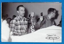 vintage photo Battista policemen death sentence Ciego de Avila Cuba foto 1959