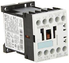 Siemens 3RT10 17-1AT62 Motor Contactor 3 Poles Screw Terminals