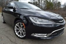 2016 Chrysler 200 Series 200C PREMIUM-EDITION(M.S.R.P NEW WAS $34,435)