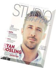 Studio Cine Live Magazine No 68, Ryan Gosling NEW