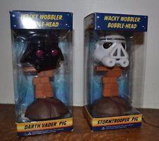 Darth Vader & Stormtrooper Star Wars Angry Birds Wacky Wobbler Bobble-Head