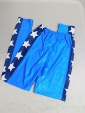 Super Hero Girl's Wonder Woman Halloween Costume Pants - Large #7398