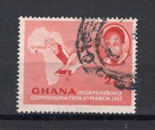 GHANA Yt. 10° gestempeld 1957
