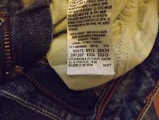 """LEVIS 572 WOMEN'S BOOTCUT  JEANS W28"""" L34""""(ORIGINAL) 18"""