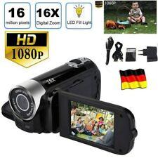 "1080P FULL HD Kamera Camcorder Digital Videokamera LCD 16x Zoom DV CAMERA 2.7"""