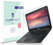 iLLumiShield Anti-Glare Matte Screen Protector 2x for ASUS Chromebook 13.3 C300