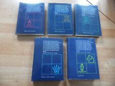 Komplette Enzyklopädie (5x) der Schachendspiele gebunden + SU in einer Auktion
