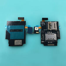 SIM Card Mirco SD Slot Reader Holder Socket Flex Cable F LG Optimus 3D P920 P925
