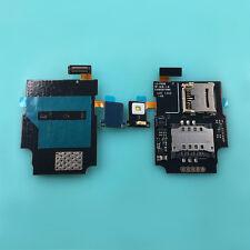 SIM Card Mirco SD Slot Reader Holder Socket Flex Cable F LG Optimus 3D P920 P925