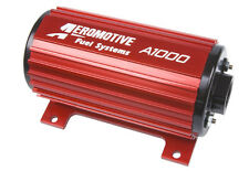 Aeromotive A1000 External Electric Fuel Pump for EFI or Carburated Setup (11101)