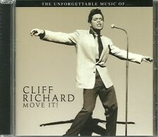 CLIFF RICHARD MOVE IT! CD - LIVIN' LOVIN' DOLL, BE-BOP-A-LULA & MORE